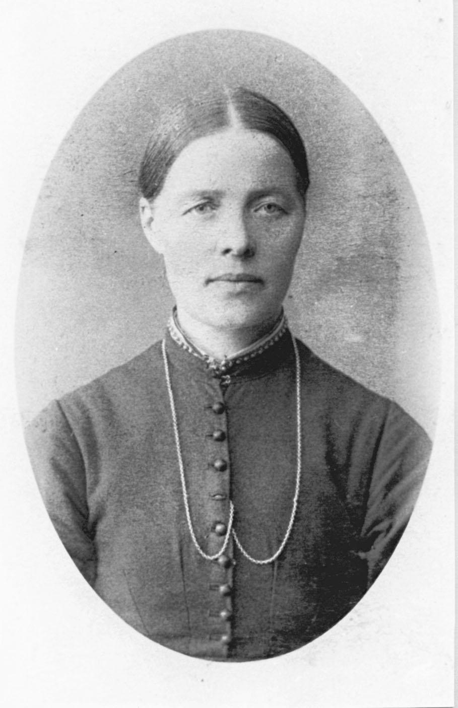 Ragnhild Frøysaa
